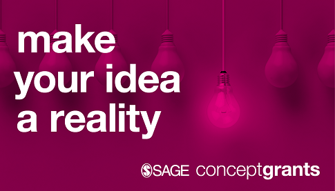 Ad saying Make your idea a reality
