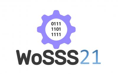 WoSSS21 logo