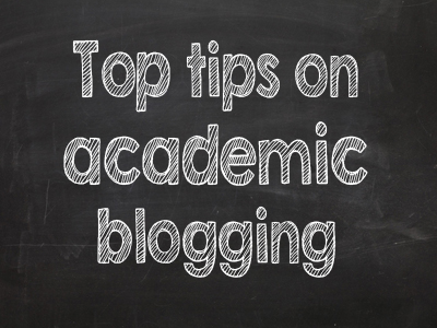 Academic blogging: top tips | Software Sustainability Institute