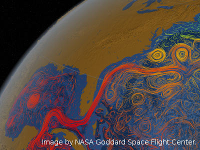 "From ""Pursuit of Light"" - Perpetual Ocean by NASA Goddard Space Flight Center under CC-BY."