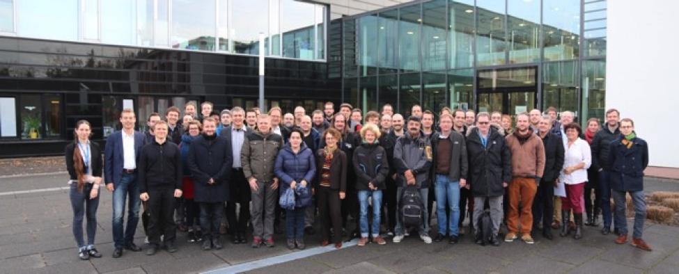 Participants of #hgfos16