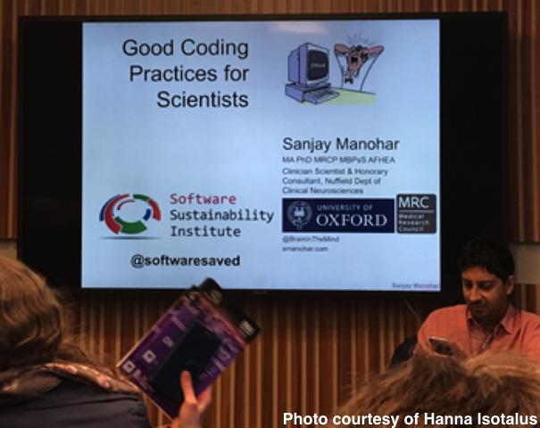 Best coding practices