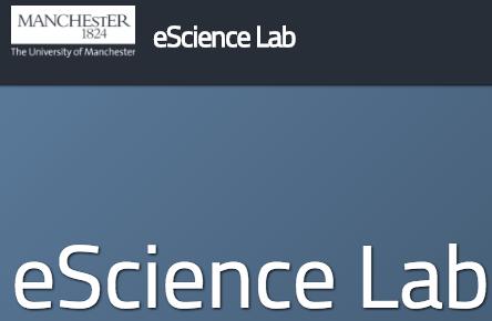 eScience Lab graphic