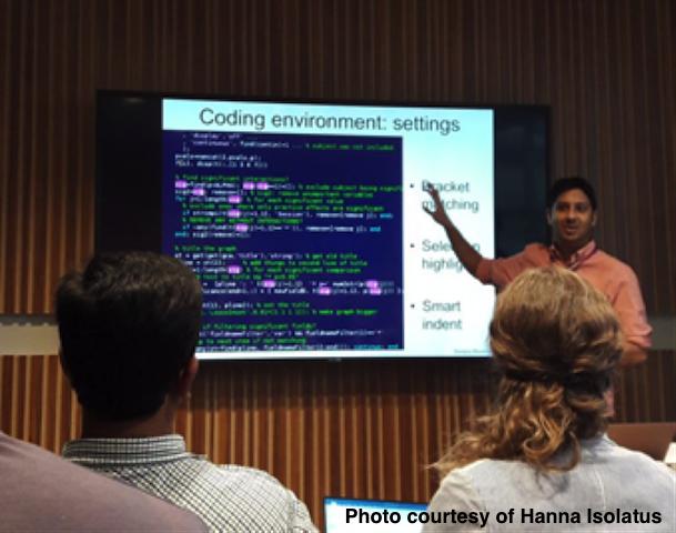 Good coding practice