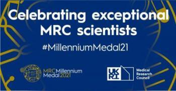 Celebrating exceptional MRC scientists