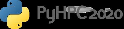 PyHPC2020 logo