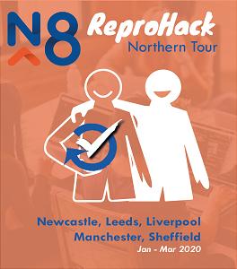 N8 ReproHack ad