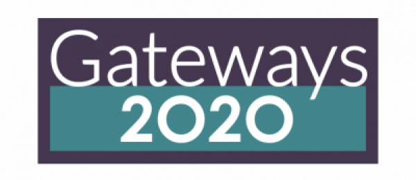 Gateways 2020 logo