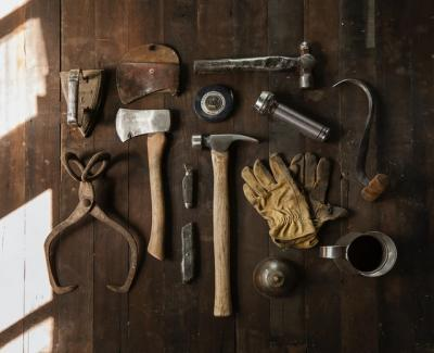 A selection of tools